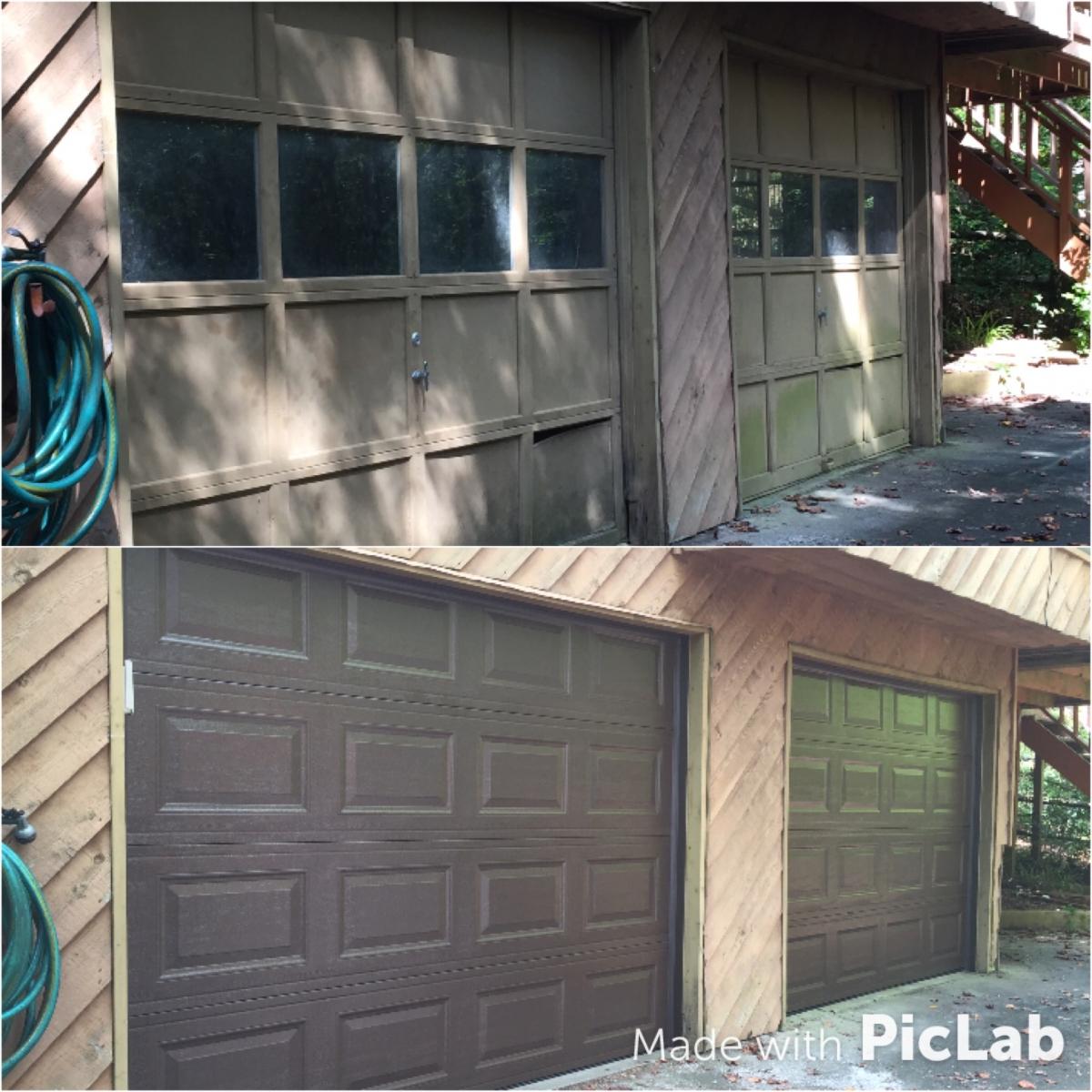 Garage door service installation repair for atlanta for Garage door repair atlanta