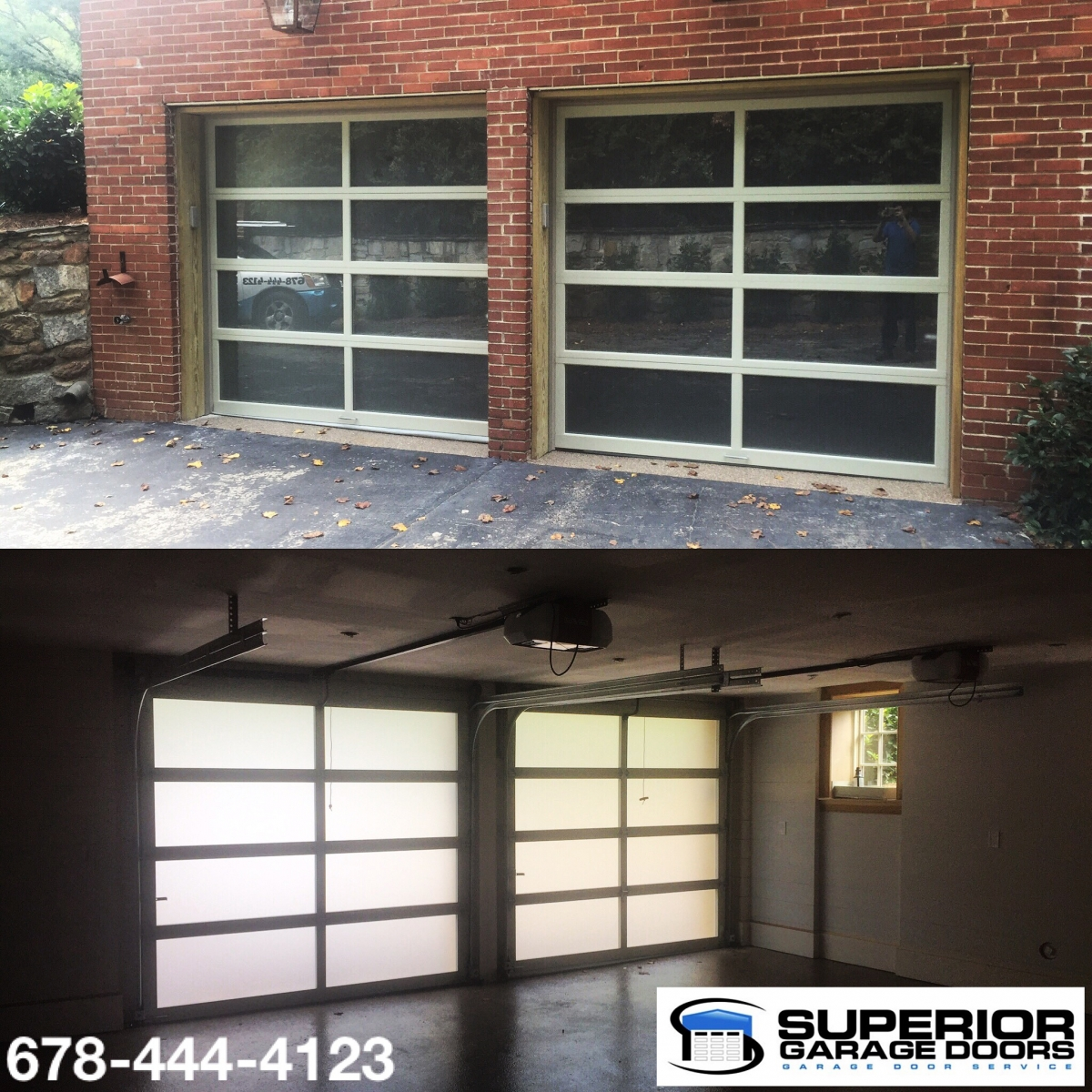 1200 #855746 Our Portfolio Superior Garage Doors Of Atlanta picture/photo Overhead Doors Atlanta 36591200