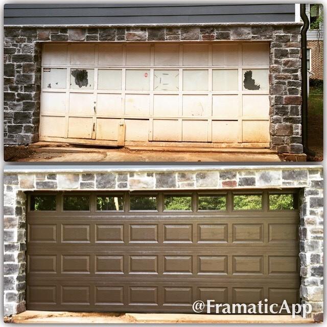 & Amarr Stratford Collection Garage Doors - Superior Garage Doors